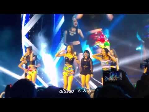 [FANCAM] 151206 Sistar - Shake It
