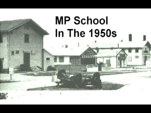 MP SCHOOL IN THE 1950s  -  Camp Gordon (Fort Gordon)