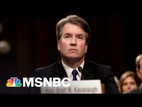 FBI Reveals 4,500 Tips Led To 10 Interviews In Kavanaugh Investigation