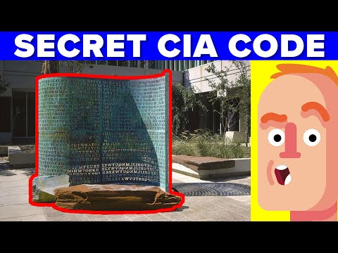 Can You Crack The CIA's Impossible Secret Code?