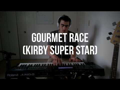 Daily Piano Cover #133: Gourmet Race (Kirby Super Star)