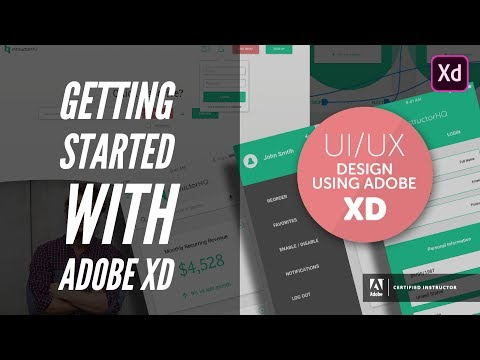 What Is User Interface Vs User Experience Ui Ux Web Design Using Adobe Xd 3 42 Youtube