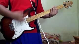 【終末のイゼッタ 】「Cross the Line」 by AKINO with bless4 Guitar Cover