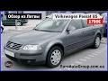 Обзор из Литвы Volkswagen Passat b5/2001 г./1700€/1,9 л./механика