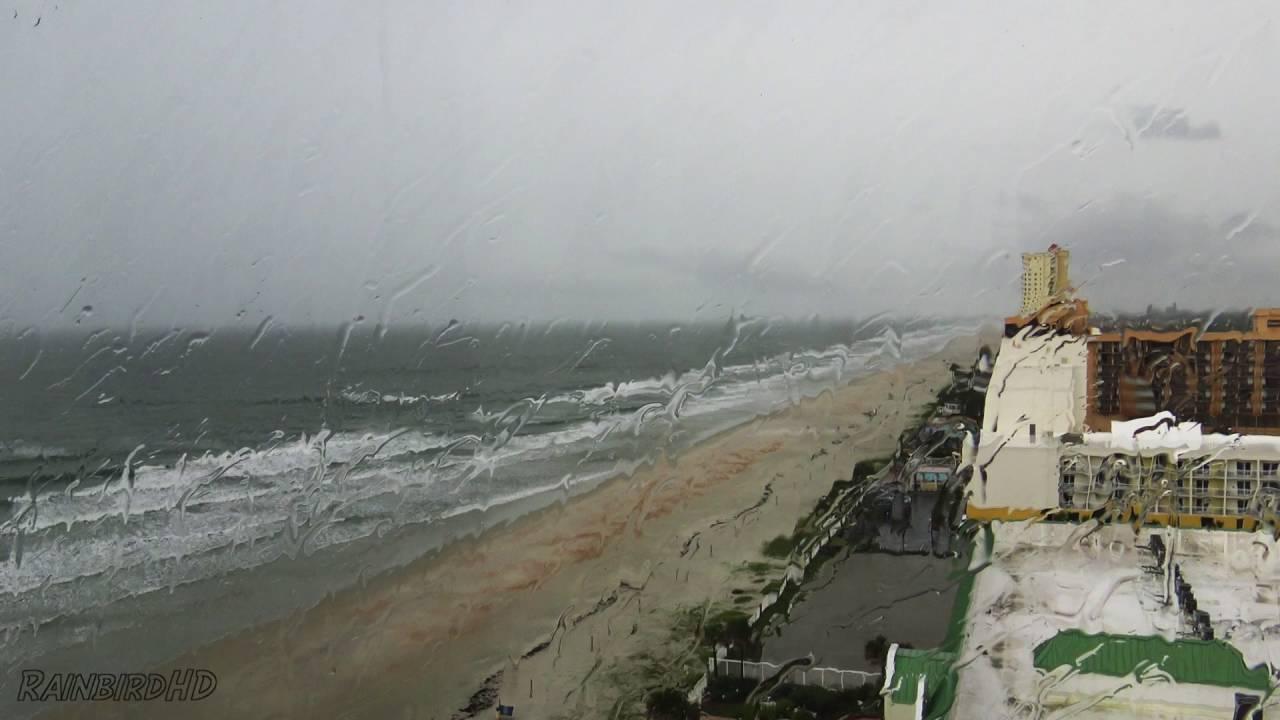 Hurricane Hermine Time Lapse Footage From Daytona Beach Florida
