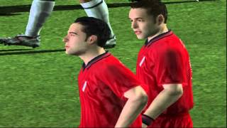 MACCABI TEL - AVIV VS REAL MADRID | WORLD TOUR SOCCER 2006 | JULIO MALDONADO MALDINI