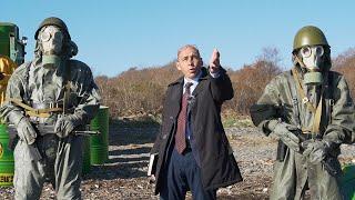 Виталий Наливкин спасает Камчатку