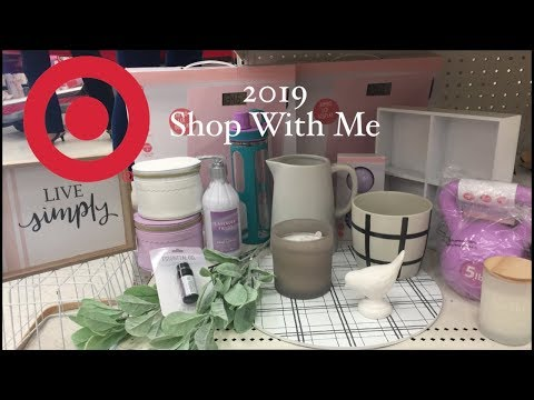 Awesome Finds!! New at Target Dollar Spot 2019 Shop With Me! Home Decor, Fitness, Organization, etc!