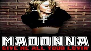 Madonna Give Me All Your Luvin (Instrumental)