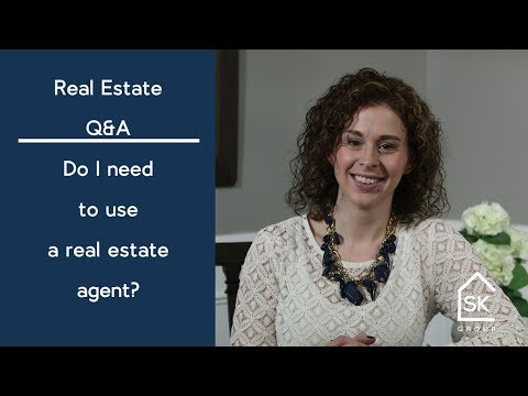 Real Estate Q&A:  Do I really need an agent?