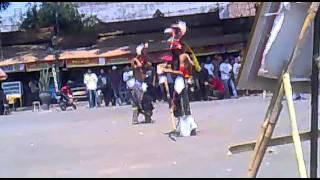 Tarian Caci,Festival Budaya Manggarai di Jogja.mp4