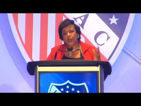 2016 LULAC National Convention: Loretta Lynch