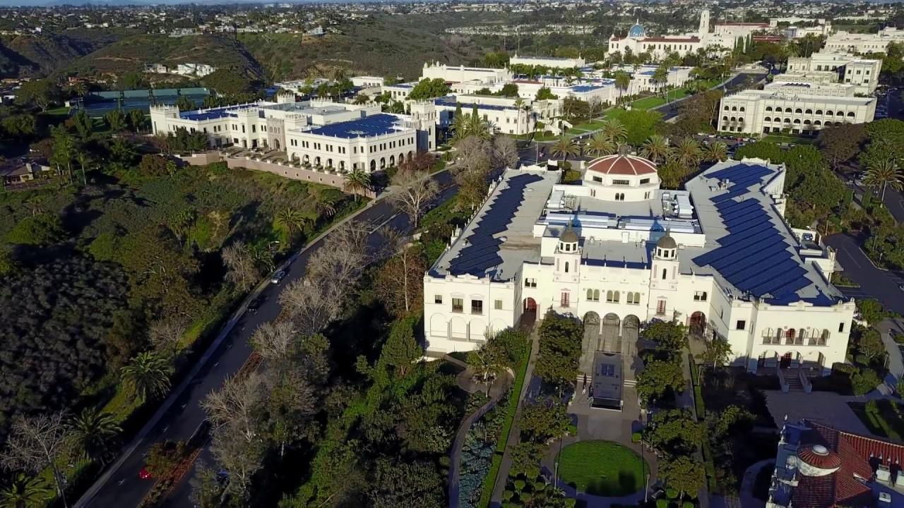San Diego University of San Diego-USD-Department of ...