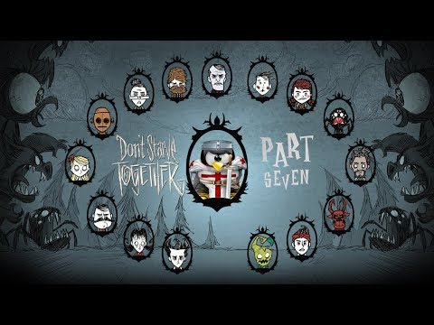 Don't Starve Together with the Linux Gamer and friends part 7