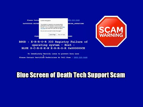Hasil gambar untuk Blue Screen of Death atau BSOD