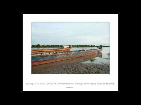 Port de Garoua (Cameroun)
