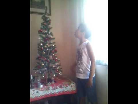 Veja o video – Feliz natal. Video interativo. Meu segundo eeee