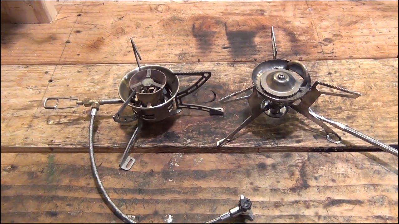Primus Easy Fuel 2 Stable And Reliable Hose Gas Camping Stove