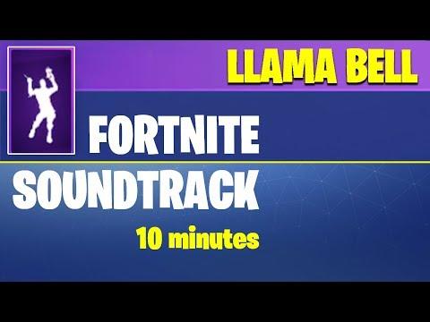 Fortnite Soundtrack - Llama Bell (10 Min)