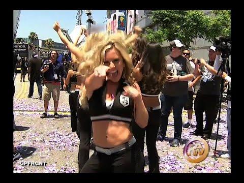 LA Kings Victory Celebration by filmmaker Keith O'Derek