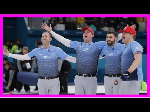 What you missed in PyeongChang last night: Miracle on (curling) ice