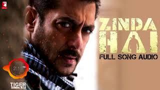 Audio  Zinda Hai   Tiger Zinda Hai   Sukhwinder Singh   Raftaar    Vishal and Shekhar