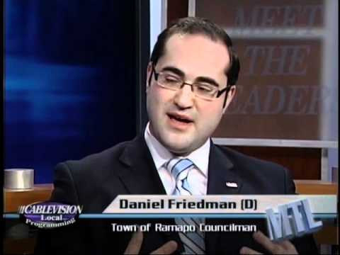 "Daniel Friedman On The Cablevision Program ""Meet The Leaders"" - 2/4/11"