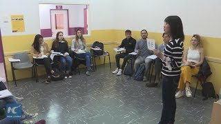 How learning Chinese is changing the life of one Argentinean student