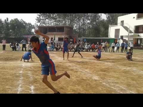 Cbse kho kho cluster 19 final Ddps vs Rr public school