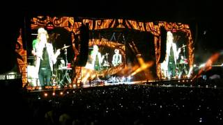 Rolling Stones w. John Mayer- Respectable @ Circo Massimo Rome, 22/06/2014
