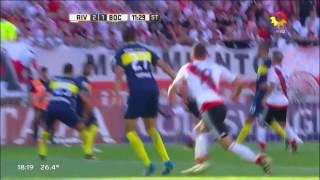 River 2-4 Boca Juniors - Fecha 13 Torneo Argentino 2016/17