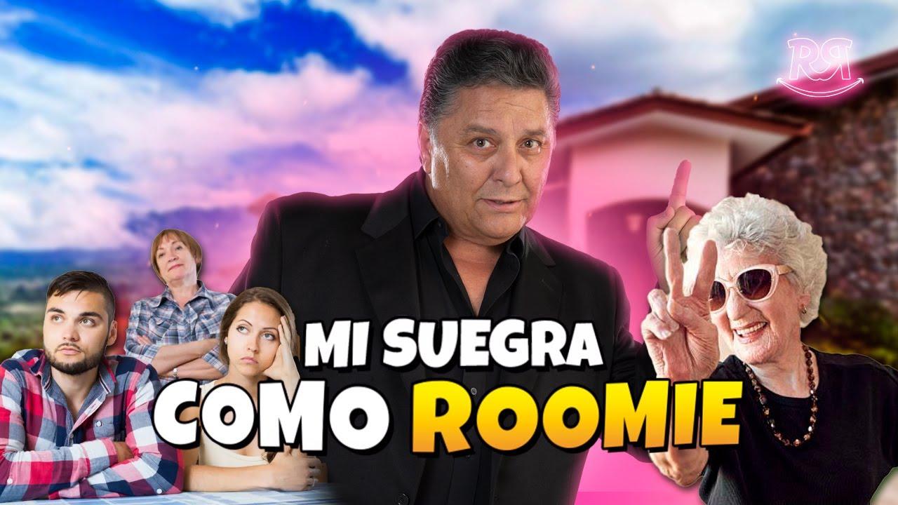 Vivir Con La Suegra - Rogelio Ramos