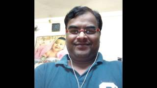 Aadmi Jo Kehta Hai Neeraj Tiwari Voice 7th July