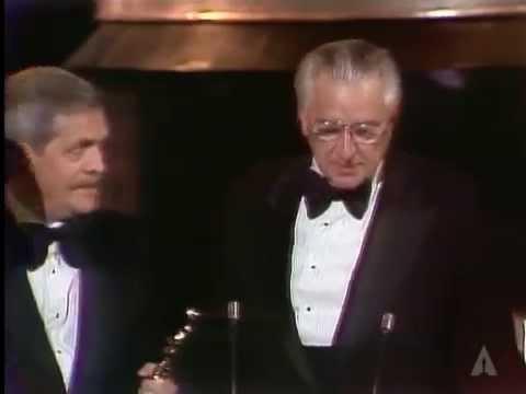 Earthquake's Special Achievement Award: 1975 Oscars