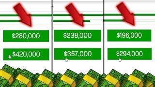 GTA 5: 10,000,000$ SCHNELL IN GTA ONLINE VERDIENEN! | BIKERS GESCHÄFT VS CEO VS BANKÜBERFÄLLE!