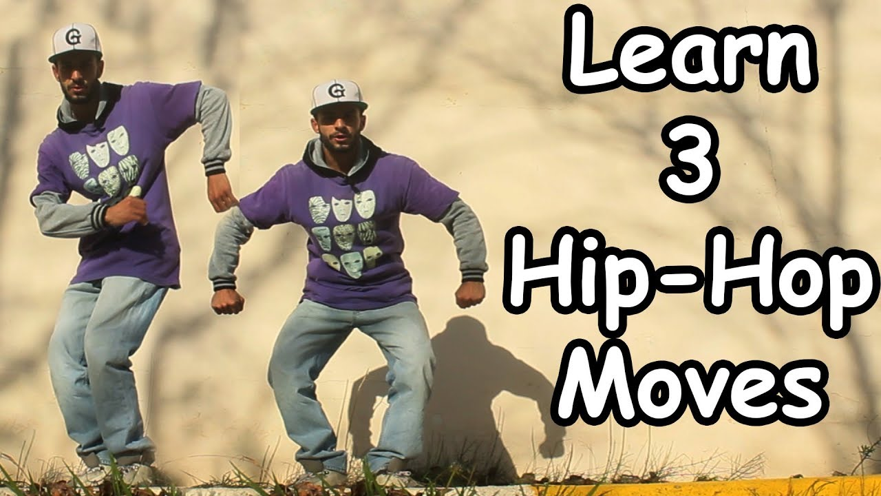 how to dance hip hop moves