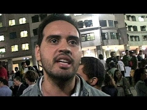 """Brasil: No es sólo la clase media la que protesta"""""""""""