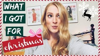 What I got for Christmas 2014 ❄ Thumbnail