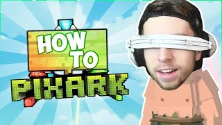 A NEW WORLD AND NEW SERIES! - How To PixARK SMP #1