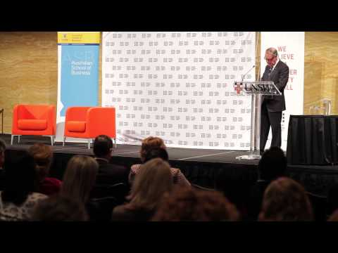 David Gonski Lecture: 'Creating Social Change: From Innovation to Impact'