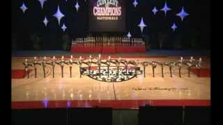 Langley Dance Team - NATIONALS 2012 Team Kick