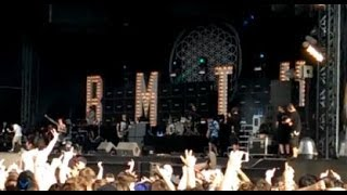 BMTH - Download Festival 2014 [ Sleepwalking ]