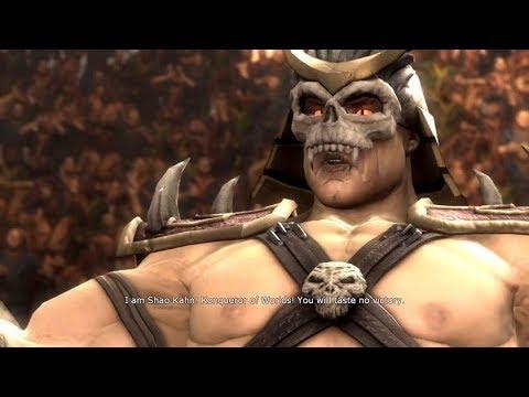 Mortal Kombat 9 #13 Bęcki od Szao Kahna (Liu kang)