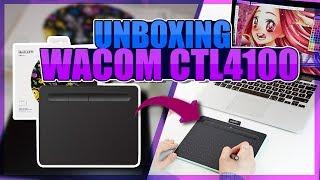 مواصفات و سعر Wacom Pen 4K Intuos CTL-4100 CTL-6100 في