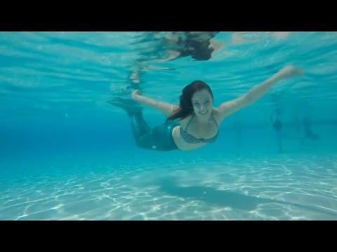 Tamo - The Mermaid Academy Will Teach You To Swim Like Ariel