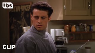 Friends: Joey Finds Out About His Dad's Affair (Season 1 Clip) | TBS
