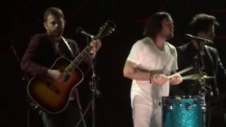 """""""Comeback Story"""" Kings of Leon@Wells Fargo Center Philadelphia 1/19/17"""