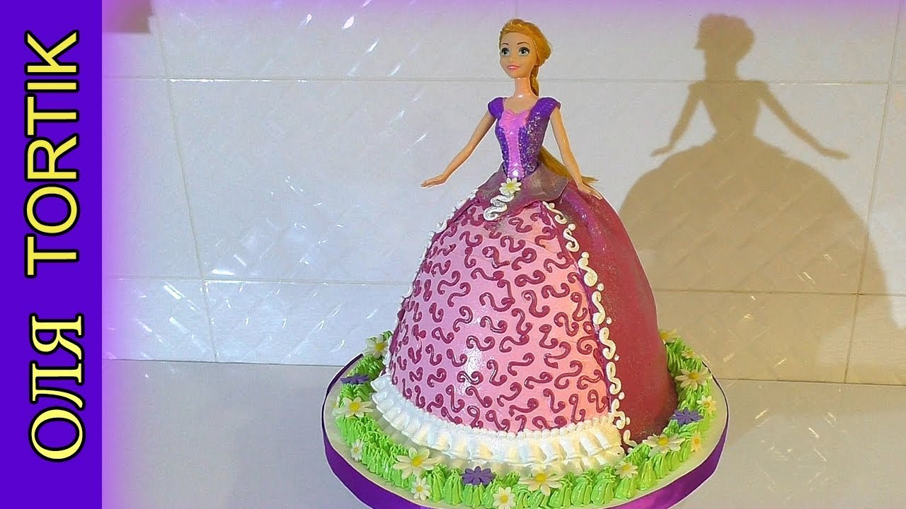 Торт кукла своими руками в домашних фото 574