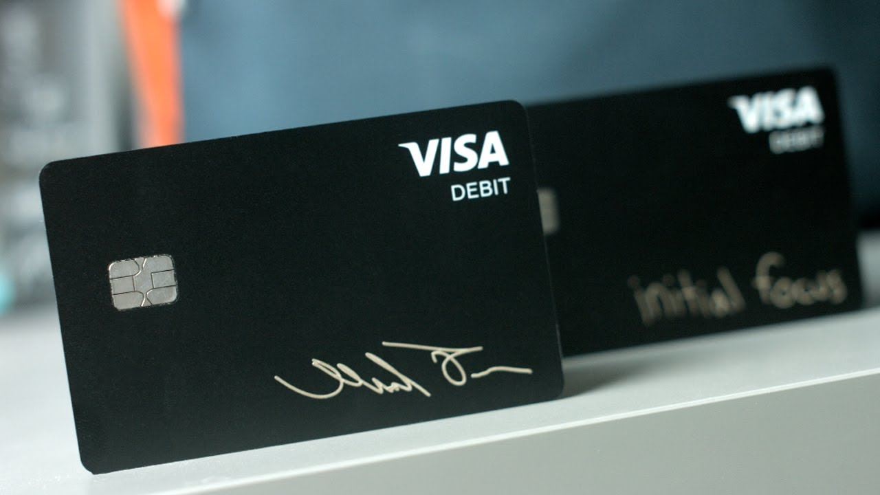 FINALLY a safe and easy Cash Card! - YouTube