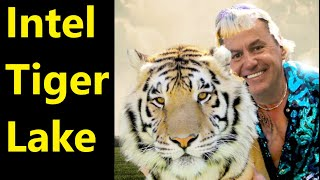 Intel Tiger Lake: King of Laptops, or all Roar & no Byte?